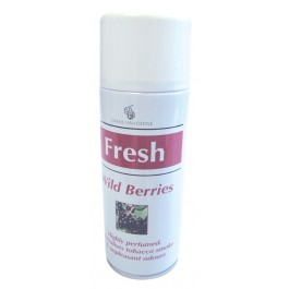 Evans Vanodine Wild Berries Fresh Aerosol 400ml