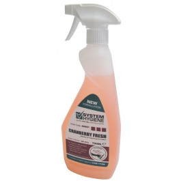 Cranberry Fresh Liquid Air Freshener RTU Trigger Spray 750ml