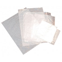 "10x15cm (4x6"") Polythene Food Bags - Case of 1000"