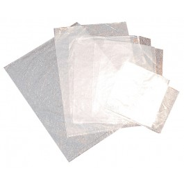 "25x30cm (10X12"") Polythene Food Bags - Box of 1000"