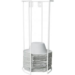 Caretex Commode Pan Liner Dispenser Rack