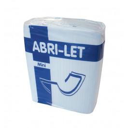 Abena Abri-Let Mini Blue Rectangular Pads - Pack of 28