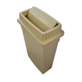 Wallhugger Tip Top Litter Bin
