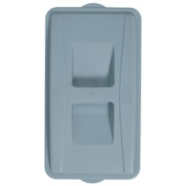 General Use Wallhugger Recycle Lid - Available In Green and Grey
