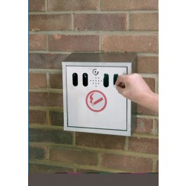 Wall Mounted Outdoor Ashtray