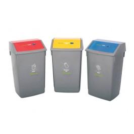 Addis 54ltr Mixed Bin Recycling Kit