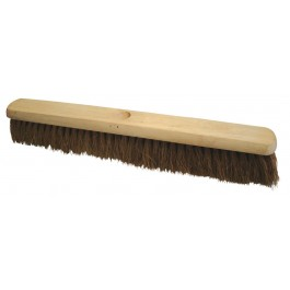 "60cm (24"") Wooden Nelson Semi-Stiff Brush Head"