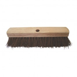 "30cm (12"") Stiff Wooden Brush Head"