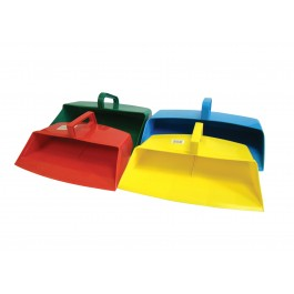 Large Plastic Open Mouth Dustpans