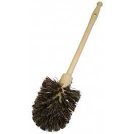 Heavy Duty Wooden Effect Lavatory Brush
