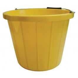 14.7Ltr Heavy Duty Plastic Buffalo Bucket