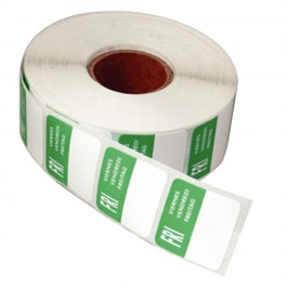 Day Stickers - Friday - Roll of 1000 Labels