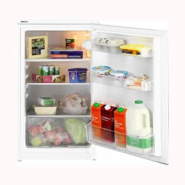 Beko UL483APW 88Ltr White Under Counter Larder Fridge