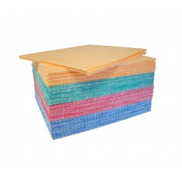 System Local Authority Maxi Cleaning Cloth - Pack of 5 - Colour Coded