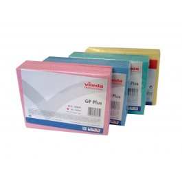 Vileda Professional GP Plus Cleaning Cloths - Case of 150