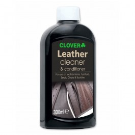 Clover Leather Cleaner and Conditioner 300ml