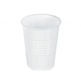 7oz/ 227ml Non-Vending White Disposable Squat Cups - Case of 2000