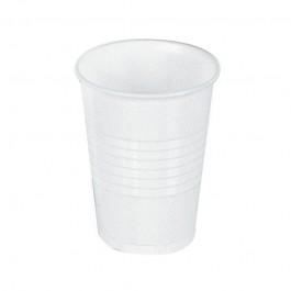 7oz/ 227ml Non-Vending White Disposable Tall Cups - Case of 2000