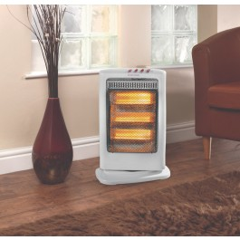 SupaWarm 1200w Halogen Heater