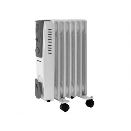 SupaWarm 1500w Oil Filled Radiator with Thermostatic Control
