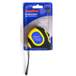 SupaTool Rubberised 3m Tape Measure