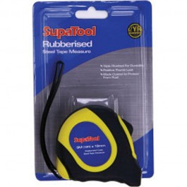 SupaTool Rubberised 5m Tape Measure