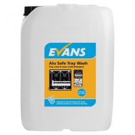 Evans Vanodine Alu Safe Tray Wash 20ltr