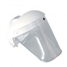 "Facesaver Grade 1 with 20cm (8"") Polycarbonate Safety Visor"
