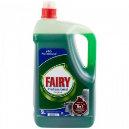 Fairy Washing Up Liquid Original 5Ltr