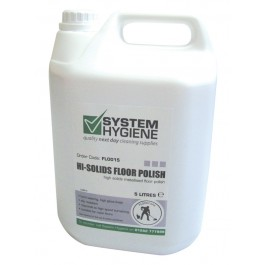 Hi-Solids Floor Polish 5Ltr