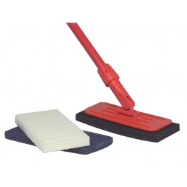 Edge and Floor Cleaning Tool