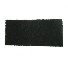 Black Heavy Duty Floor Edge Stripping Pads