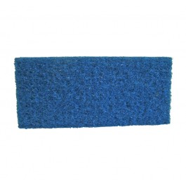 Blue Medium Duty Floor Edge Scrubbing Pads
