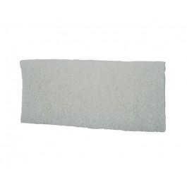 White Light Duty Floor Edge Polishing Pads