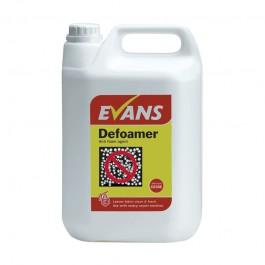 Evans Vanodine Defoamer Solution 5ltr