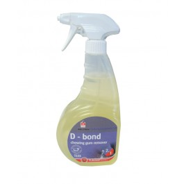 Selden T133 D-Bond Chewing Gum Remover RTU - 750ml Trigger