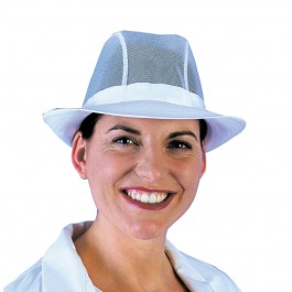 White Food Trade Trilby