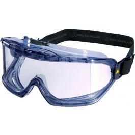 Delta Plus Grey PVC Polycarbonate Safety Goggles
