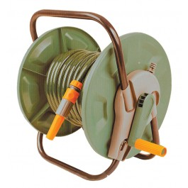 30m Garden Hose Pipe and Reel