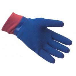 Blue Grip Handlers Gloves
