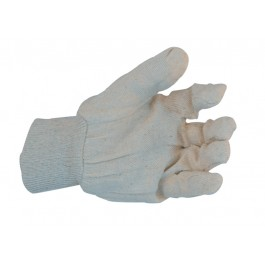 Medium Weight Cotton Drill Gloves