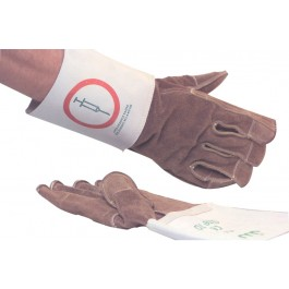 Polyco Anti Syringe Steel Reinforced Gauntlets