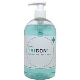 Evans Vanodine Trigon Unperfumed Hand Wash 500ml Pump