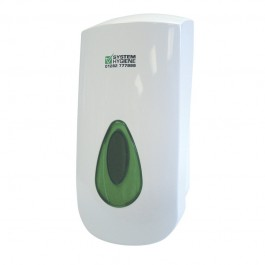 Modular 400ml Plastic Liquid Soap Dispenser