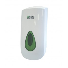 Modular 0.9ltr Plastic Liquid Soap Dispenser