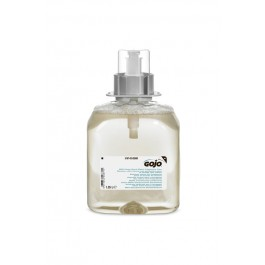 GOJO 5167 FMX Mild Foam Fragrance Free Hand Wash 1250ml - 3 Refills per Case