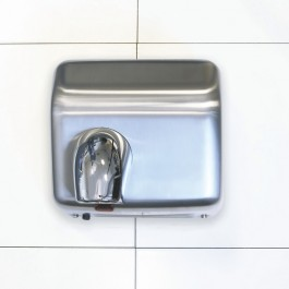 Stainless Steel KleenHands Super Fast Hand Dryer
