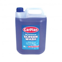 Carplan All Seasons Concentrated Screen Wash 5ltr