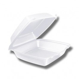 FP1 Hinged Meal Box - 250 per Case