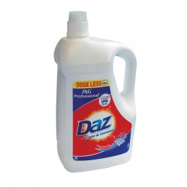 Daz Bright and Compact Laundry Liquid 5ltr